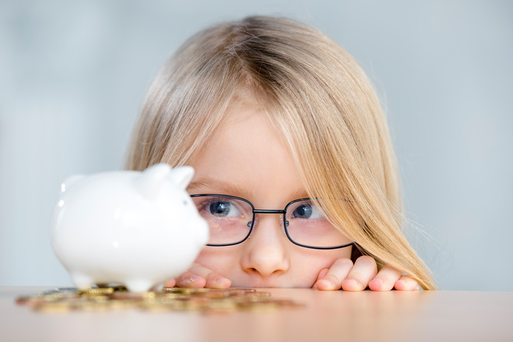 Kids Have a Healthy Relationship with Money